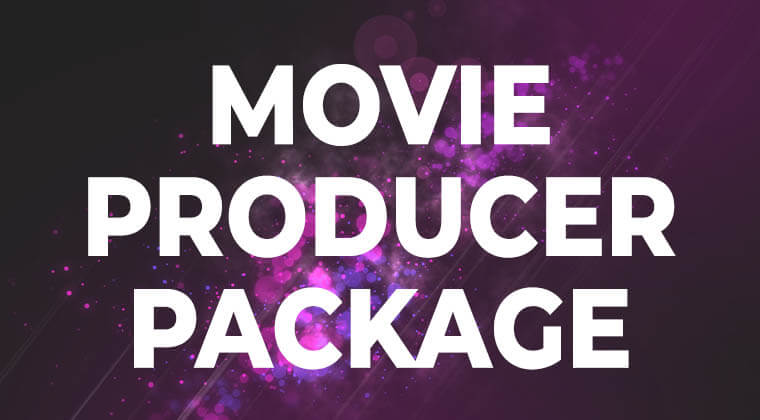 Success Commandments Movie Producer Package